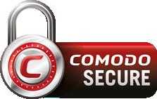Site Secured with Comodo SSL