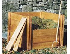 Wooden Compost Bin Starter Sets