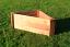 Corner raised bed 90x90x120 x45cm deep