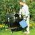 Henchman 300L compost tumbler