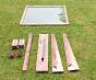 Cold frame coverter kit parts