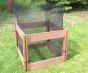 Wooden Leaf mould extension module