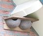 Double House Martin nest boxes