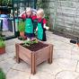 Gardening Works Childrens Raised Bed on Legs