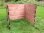 3 sided classic compost bin module