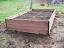 Nine Pack Wooden Vegetable Growing Box