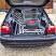 Platform fits into car boot