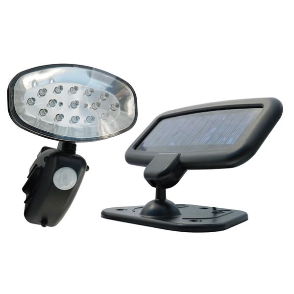 PIR Solar Utility Light