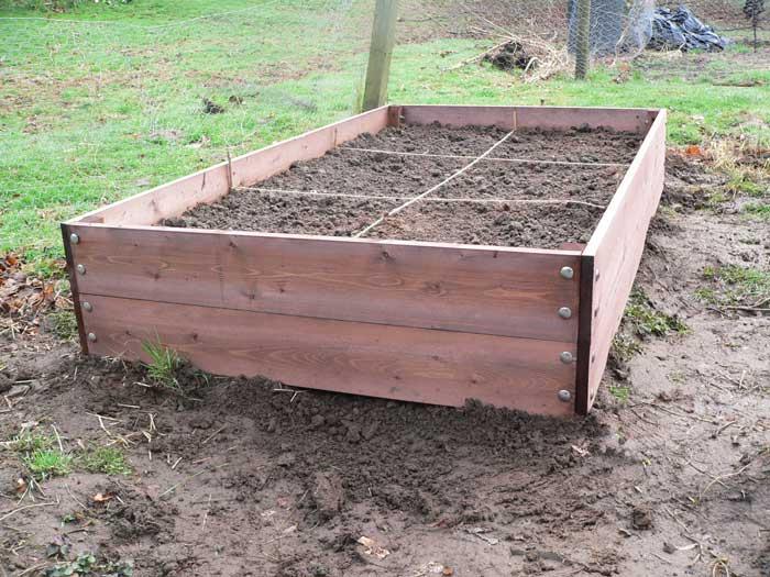 how deep should a raised garden bed be 28 images my organic garden organicgarden on