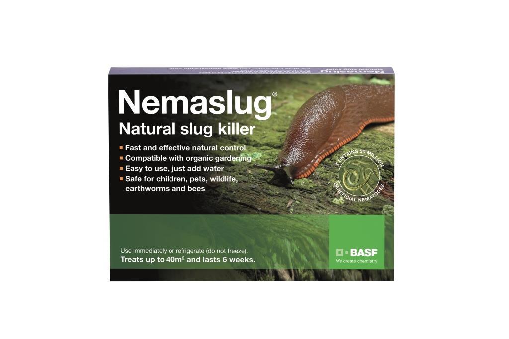 Nemaslug Slug Killer - Nematodes