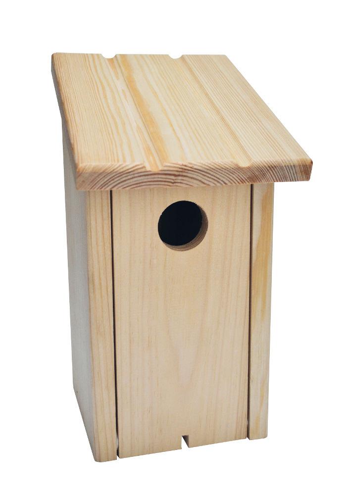 DIY Build Your Own Bird Nest Box Kit