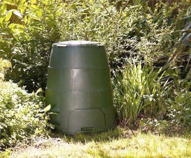 Green Johanna Food Waste Digester - Hot Compost Bin