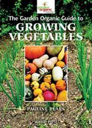 Growing Vegetables by Pauline Pears