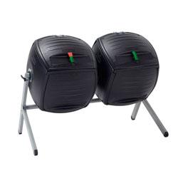 Henchman Twin Compost Tumbler 380 Litre