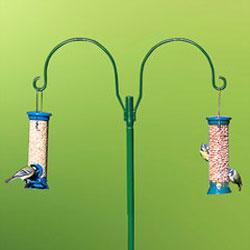 Pole Hook for Bird Feeders