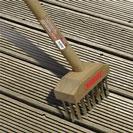 Long Handled Decking Brush