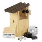 Bird Nest Box with Infra Red Camera