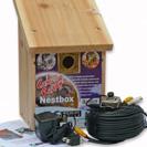 Camera Ready Nest Box with Colour Camera Kit