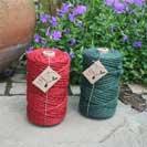 Chunky Garden Twine - Coloured
