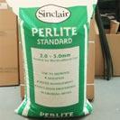 Perlite - 100L Bag