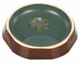 CJ Wildlife Ceramic Ground Bird Water Dish