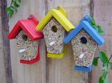 Wildlife World Birdie Bistro Bird Feeder